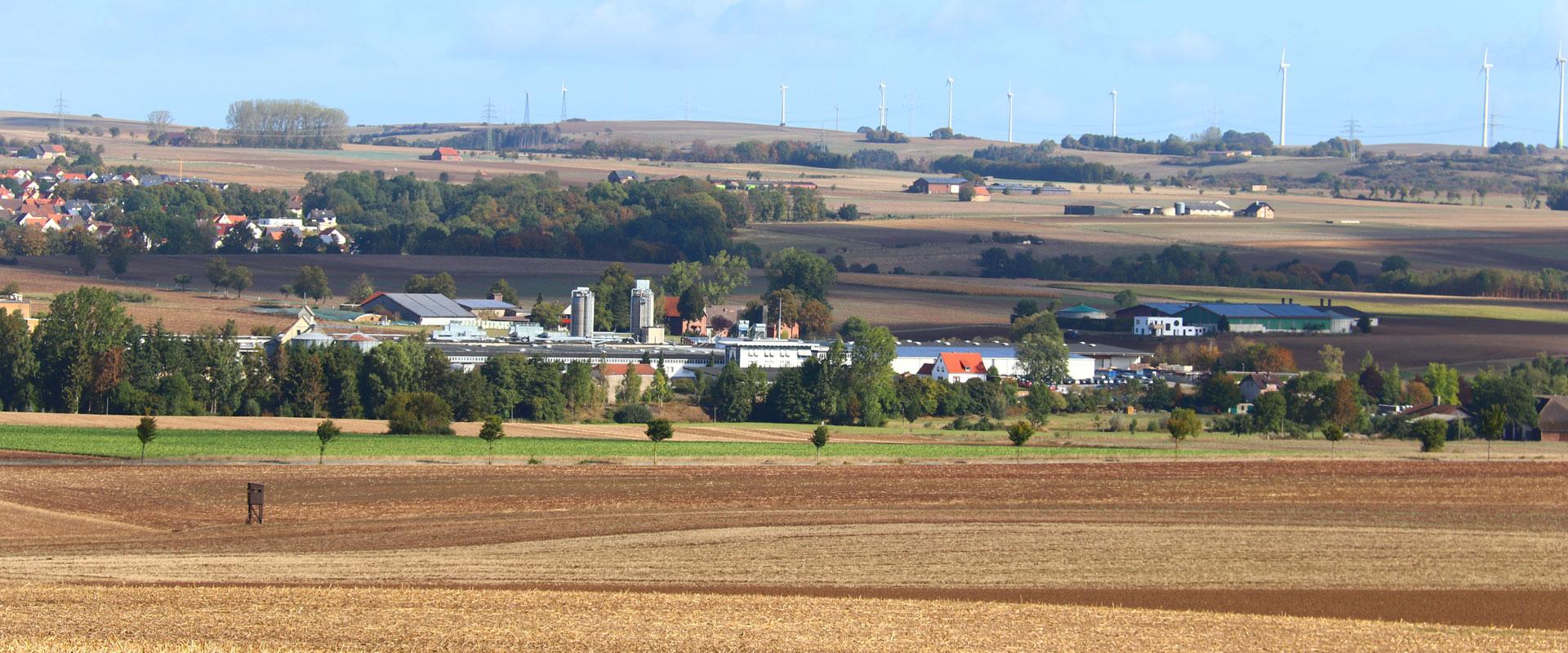 Glasfaserausbau in den Gewerbegebieten im Kreis Höxter